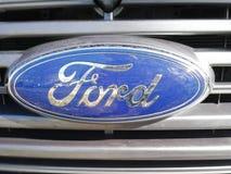 Ford Logo immagini stock libere da diritti