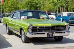 1967 Ford Ltd uitstekende auto Royalty-vrije Stock Foto