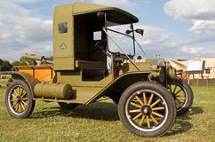 Ford Machine gun truck Royalty Free Stock Images