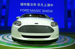 Ford magic show Stock Image