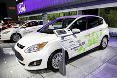 Ford γ-Max Energi Στοκ φωτογραφίες με δικαίωμα ελεύθερης χρήσης