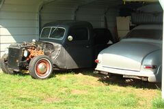 Ford & Mercury Stock Images