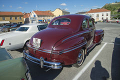 1948 Ford Mercury Eight 2 Deurhardtop Stock Afbeeldingen