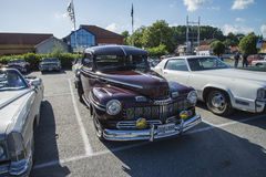 1948 Ford Mercury Eight 2 Deurhardtop Stock Fotografie