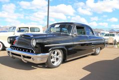 Classic car: 1953 Ford Mercury stock photography
