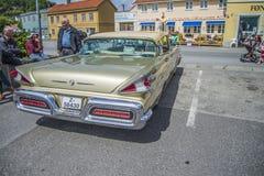 Ford mercury park lane 1958 Royalty Free Stock Image