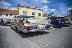 Ford mercury park lane 1958 Stock Photo