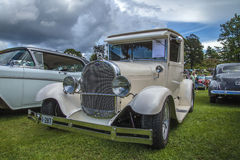 Ford mod. a, closed cab 1928 Royalty Free Stock Photography