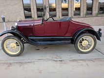 Ford Model A Royaltyfri Foto