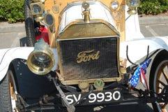 Ford Model bianco T Immagini Stock Libere da Diritti