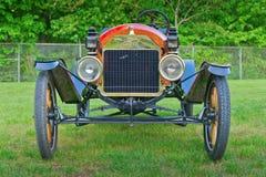 Ford Model d'annata un'automobile scoperta a due posti Fotografie Stock Libere da Diritti