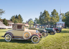1928 Ford Model A Stock Photos