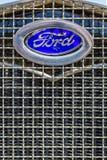 1930 Ford Model een Traliewerk Royalty-vrije Stock Foto's
