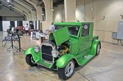 Ford Model een Vrachtwagen Stock Afbeelding