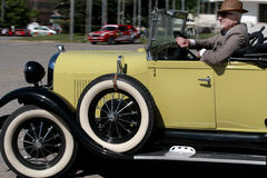 Ford Model en roadster Arkivfoto