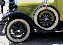 Ford Model en roadster Arkivbilder
