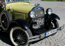 Ford Model en roadster Arkivfoton
