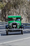 Ford Model 1928 en Tourer Royaltyfri Bild