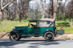 Ford Model 1928 en Tourer Royaltyfri Fotografi
