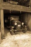 Ford Model motorförbundet Arkivbild