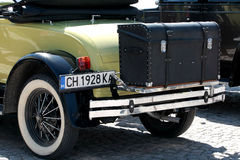 Ford Model A Roadster Stock Image