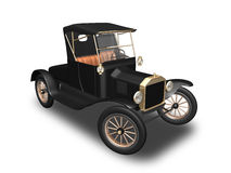 Ford Model T 1 Stock Photos