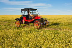 ford model t Royaltyfria Bilder