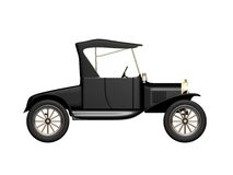 Ford Model T 4 Royalty Free Stock Photo