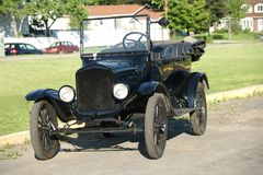 ford model t Arkivfoto