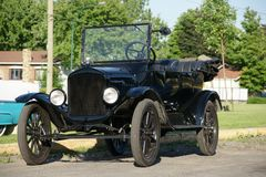 Ford Model T. Picture of the Ford Model T royalty free stock image