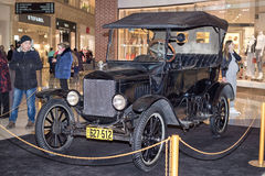 ford model t Arkivfoton