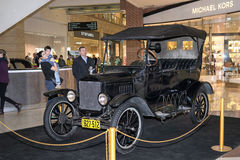 ford model t Royaltyfri Foto