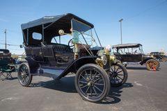 1911 Ford Model T Automobile stock images