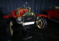 Ford Model T fartdåre 1914 Royaltyfri Bild