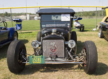 1927 Ford Model T Front View Stock Foto