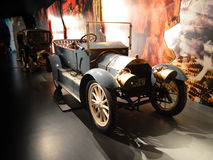 Ford model T at Museo Nazionale dell'Automobile Stock Image