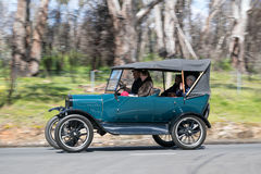 Ford Model T Tourer 1923 Royaltyfria Foton