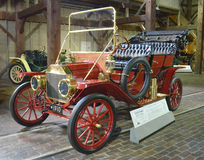 1910 Ford Model T Touring Royalty Free Stock Photo