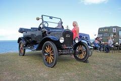 Ford model t vintage car Stock Images