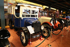 Ford Model TT buss 1926 Arkivbild