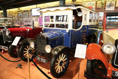 Ford Model TT buss 1926 Royaltyfria Foton