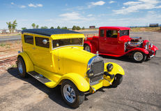 1928 Ford Model A Royalty Free Stock Photos