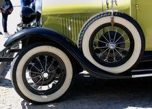 Ford Model un automóvil descubierto imagenes de archivo