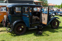 Ford Model una berlina dell'automobile della città di 1928-1931 Fotografia Stock Libera da Diritti