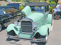 Ford modela furgonetka Obrazy Stock