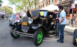 Ford modell 1930 en Victoria Arkivbild