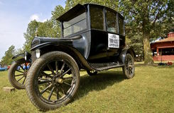 Ford 1922 modell T Center Door Royaltyfri Bild
