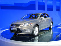 Ford Mondeo Stock Photography