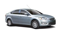 Ford Mondeo obrazy royalty free