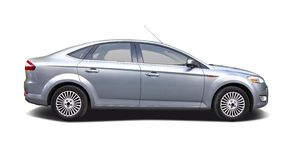 Ford Mondeo Stock Photo